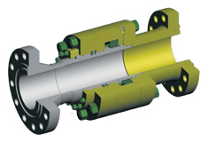 Pressure Balanced Safety Joint