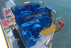Skagit Mooring Traction Winches
