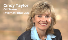 Cindy Taylor - Oil States International CEO